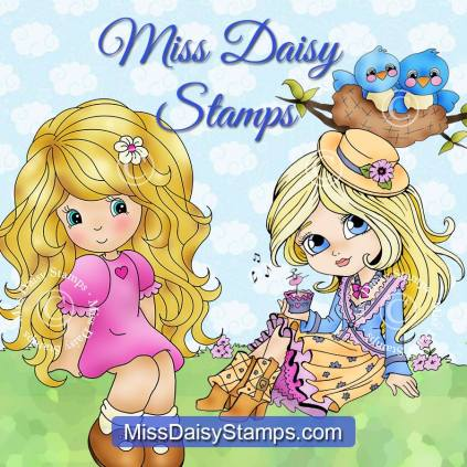 Miss Daisy Stamps_Badge